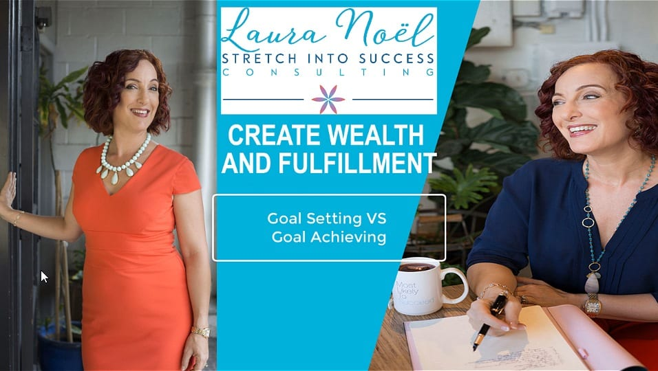 Goal Setting VS Goal Achieving