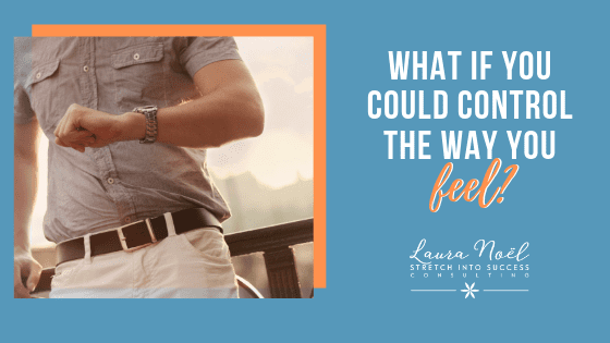 What if you could control the way you feel?